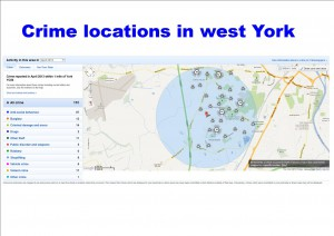 click map to go to Police web site