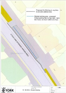 Click for large scale maps of all the proposals