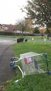 Chaloners Crescent trolley