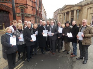 Vince Cable launching York Business survey