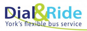 dial and ride logo