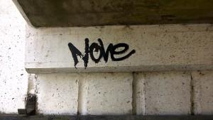 Graffitti under pass 1