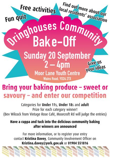Dringhouses-Community-Bake-Off