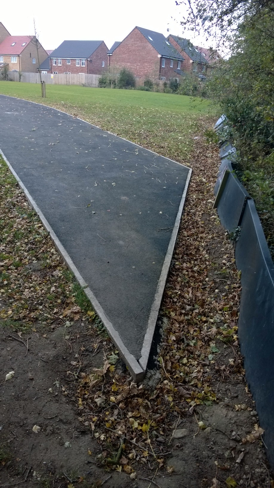 Revival cycle track ends