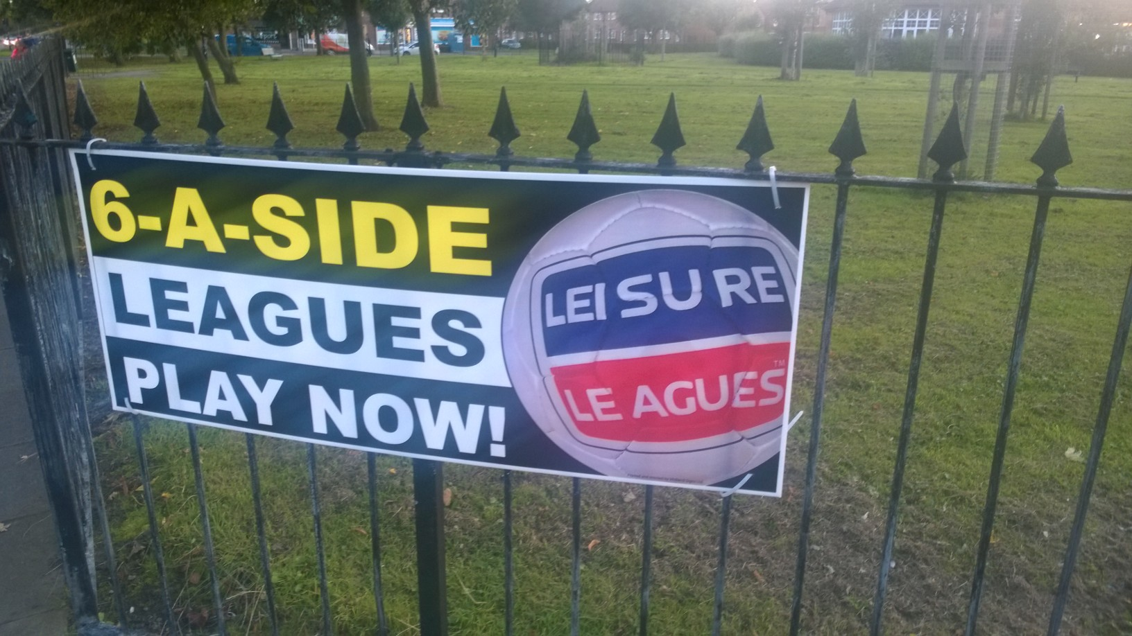 Leisure League