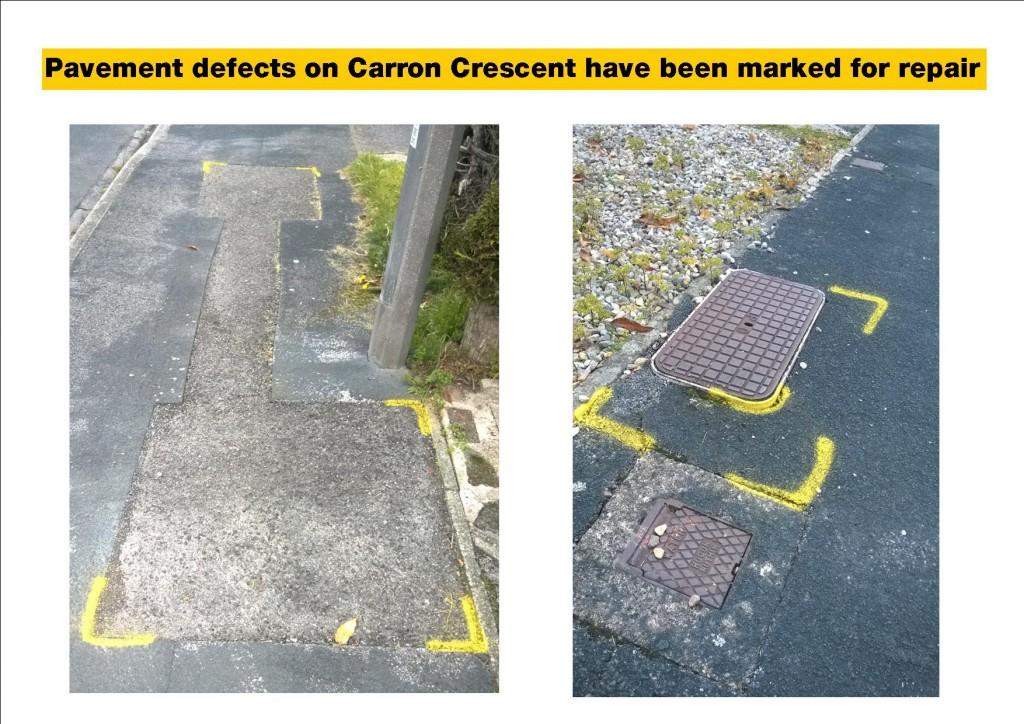 Carron Crescent