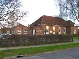 West Thorpe Methodist Church - venue for RA re-launch meeting
