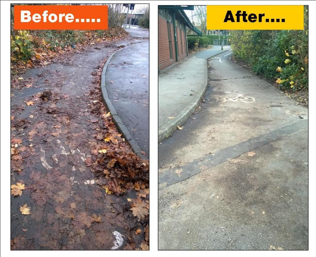 A significant improvement!