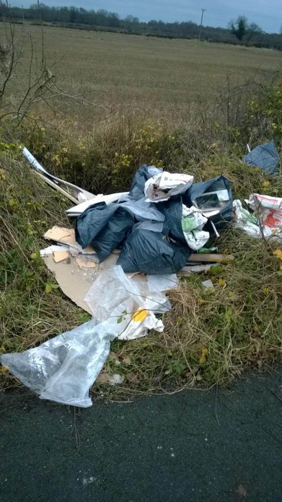 Moor Lane dumping 1