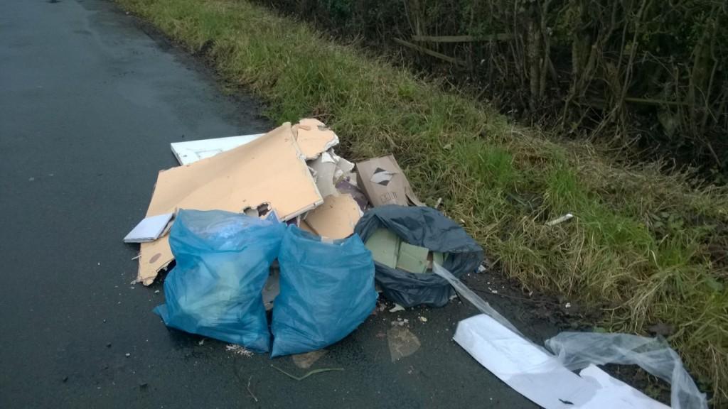 Moor Lane dumping 2