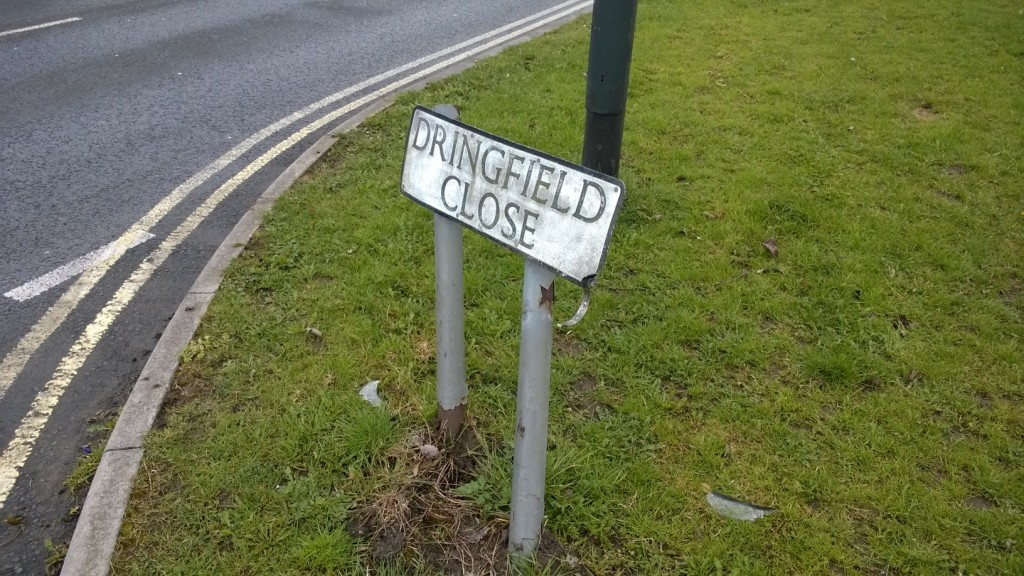 Dringfield Close