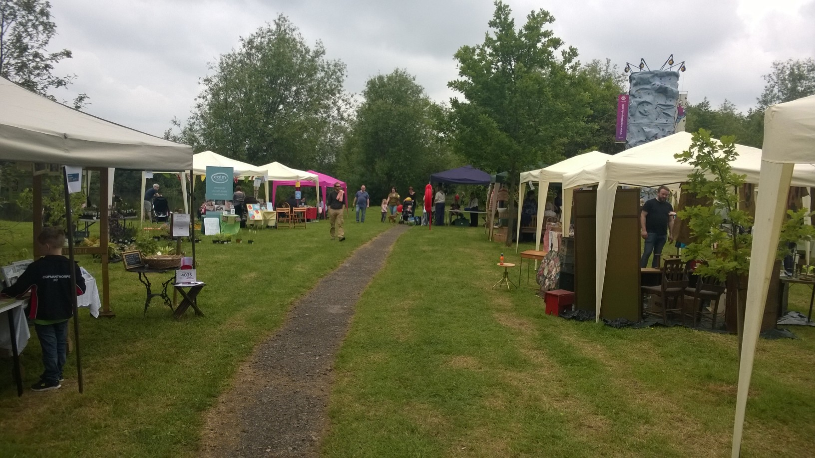 Chapmans Pond Summer Fair 2016