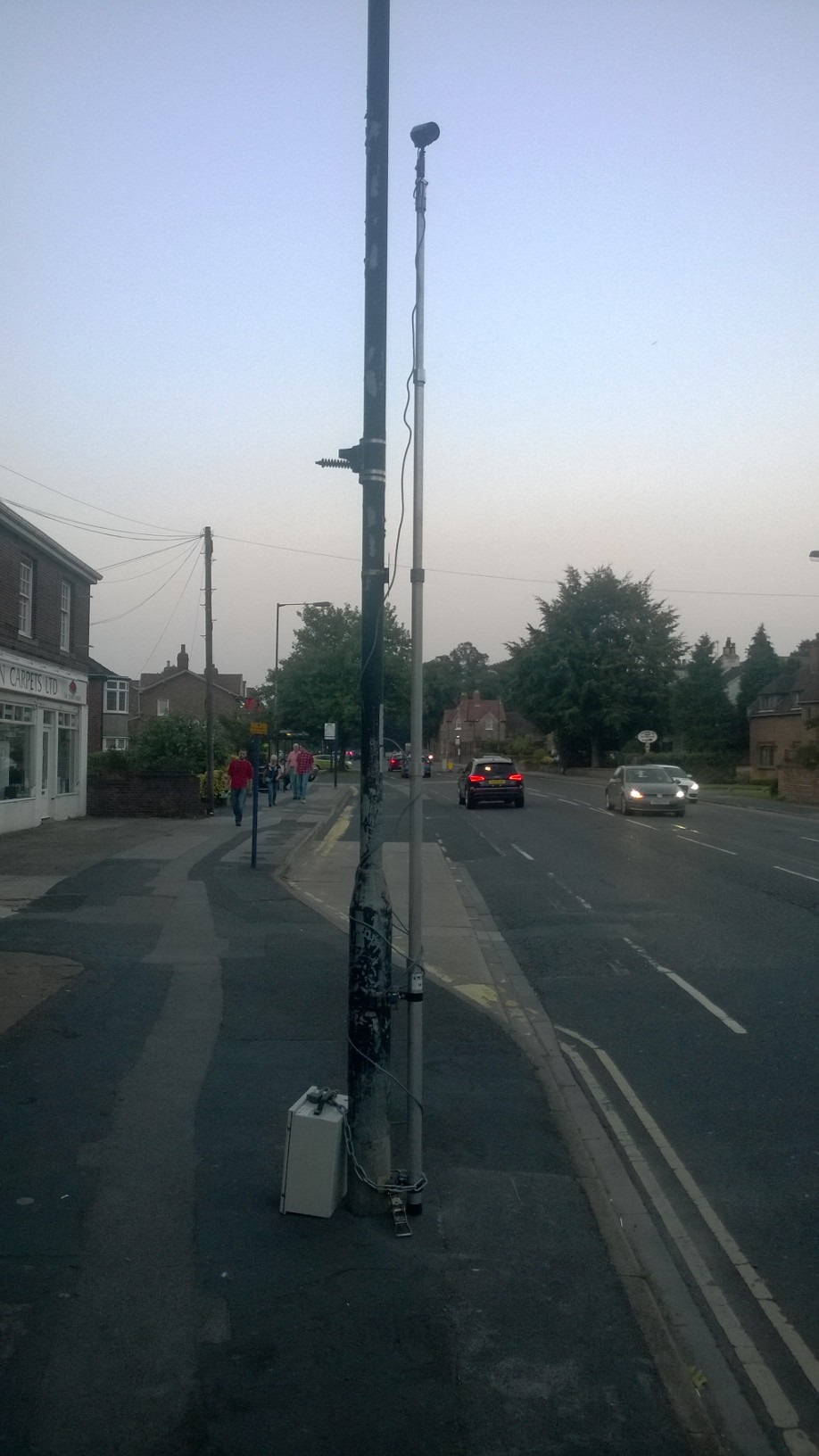 Tadcaster Road device