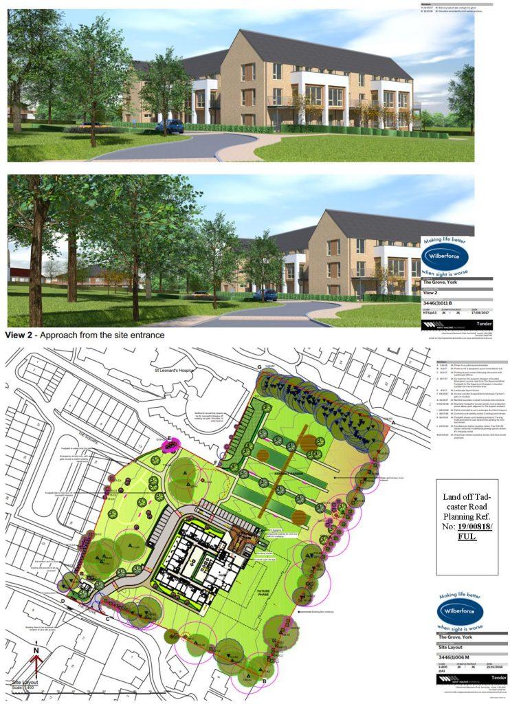 Planning applications | Cllr Stephen Fenton, Cllr Ashley Mason